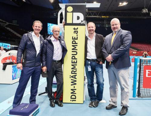 iDM bei den Erste Bank Open in Wien