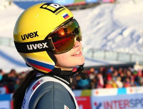 iDM sponsert russischen Skisprung