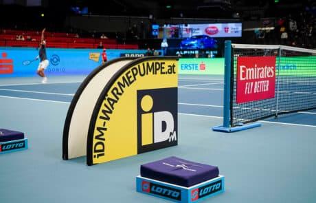 Centercourt - Erste Bank Open, @Bildagentur Zolles KG