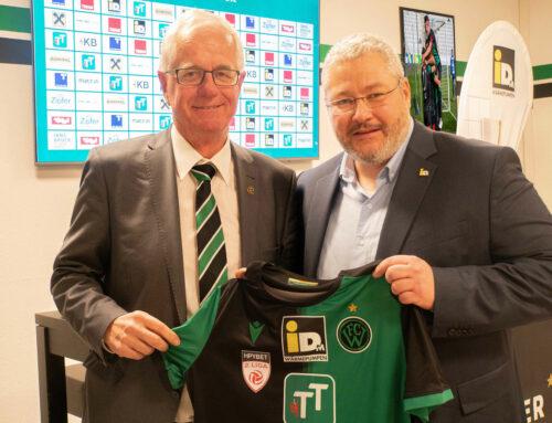 iDM sponsert FC Wacker Innsbruck