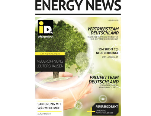 iDM Energy News